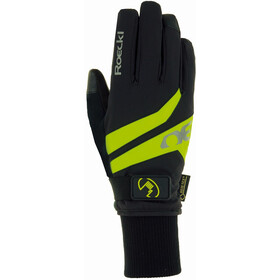 Roeckl Rocca GTX Bike Gloves black/yellow